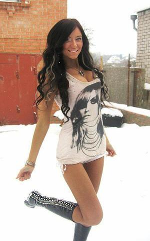 Rebecka from Denver, Colorado is interested in nsa sex with a nice, young man